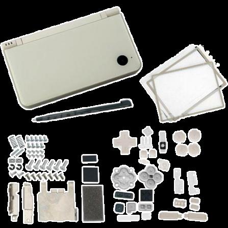 Carcasa DSi XL - Blanca