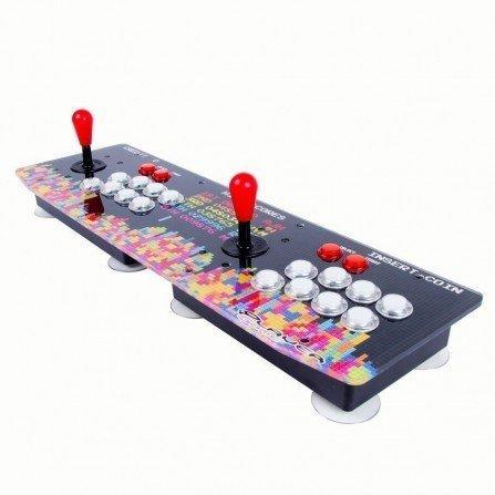Joystick arcade DOBLE 2 Players PRO - TETRIS
