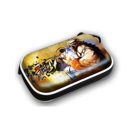 Bolsa AirForm DS Lite / DSi + Correa ( Street fighter )