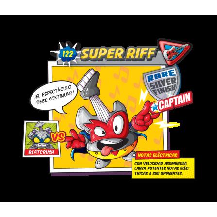 Figura SuperZings - Super Riff