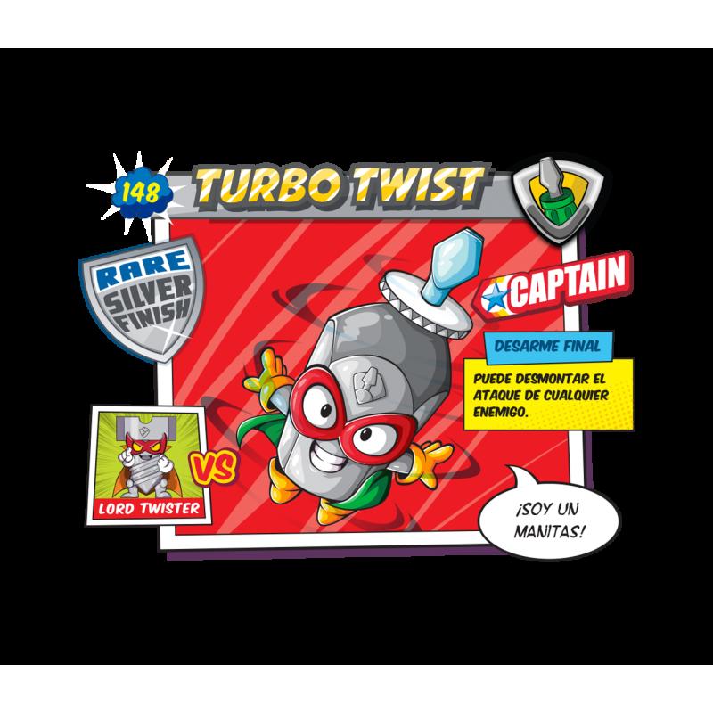 Figura SuperZings - Turbo Twist