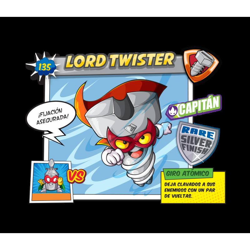 Figura SuperZings - Lord Twister