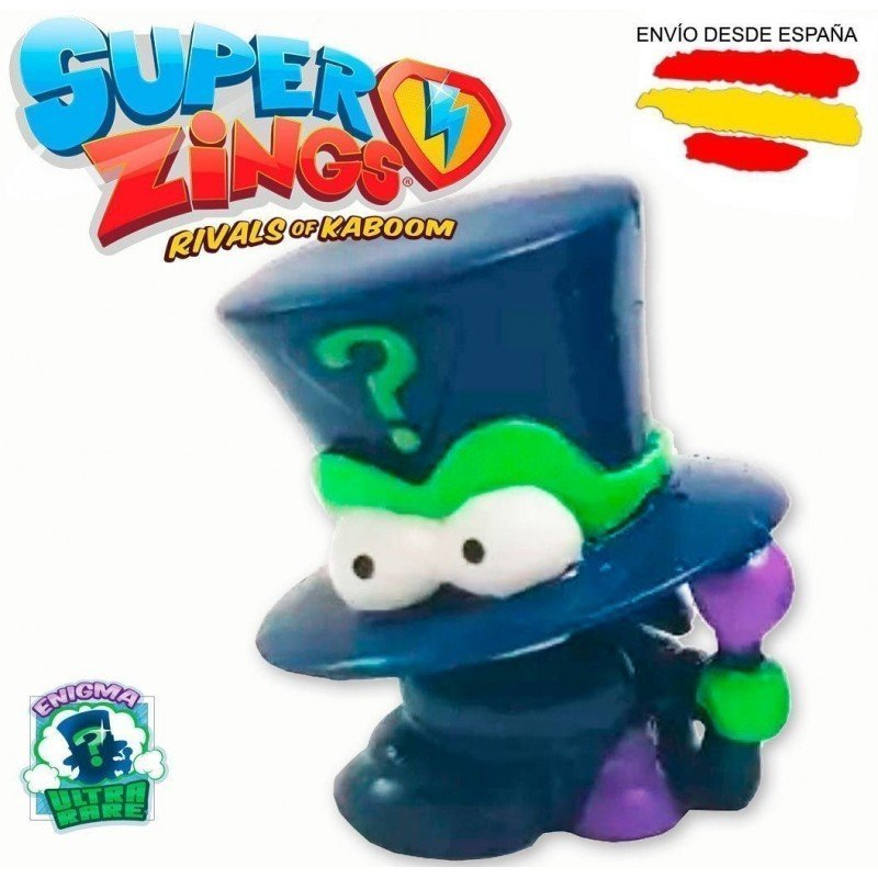 Figura SuperZings - ENIGMA