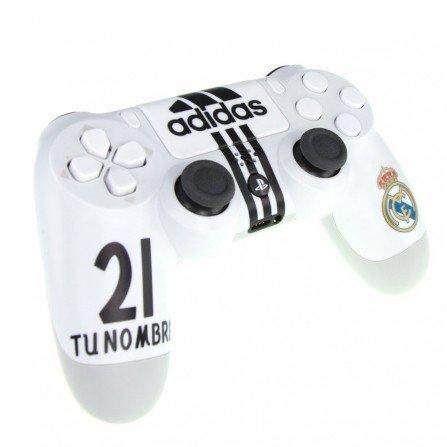 Mando PS4 Real Madrid