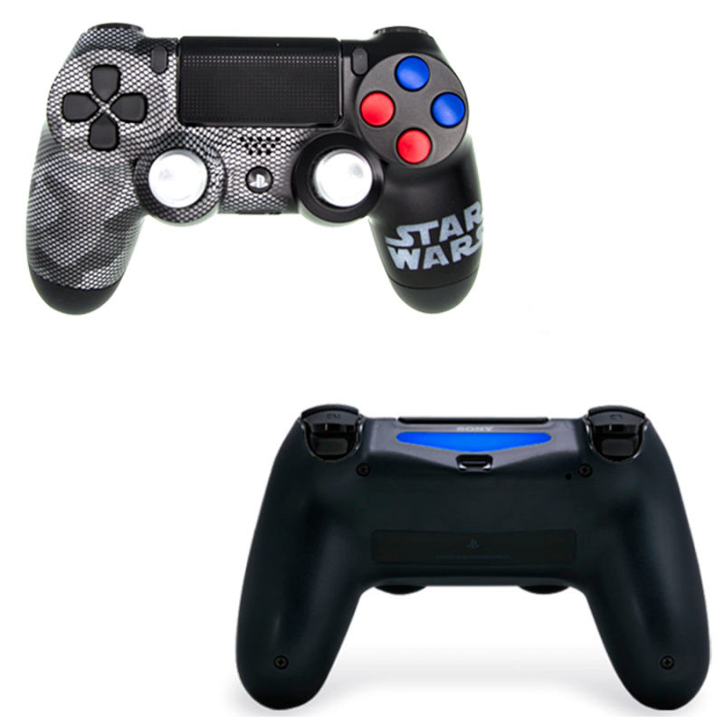 Mando PS4 Star Wars