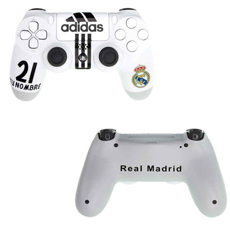 Mando PS4 Real Madrid