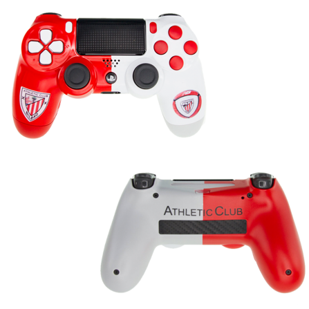 Mando PS4 Personalizado - Athletic club Bilbao