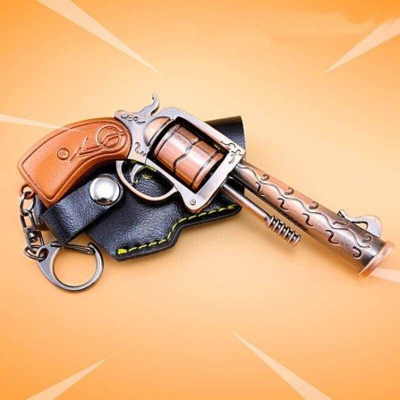 Arma replica FORTNITE - REVOLVER PISTOL