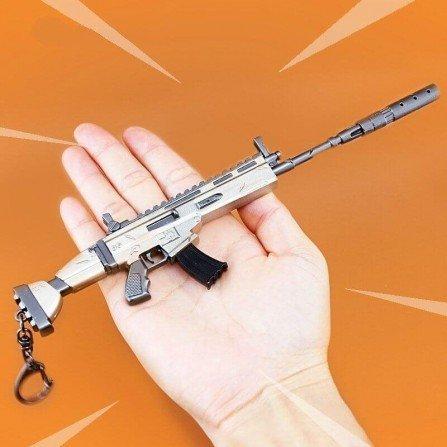 Arma replica FORTNITE - RIFLE ASALTO SCAR