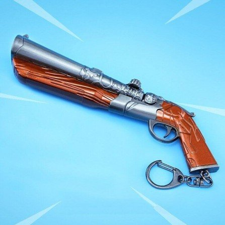 Llavero FORTNITE - DOUBLE BARREL