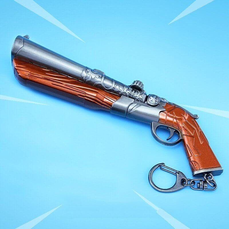 Arma replica FORTNITE - DOUBLE BARREL