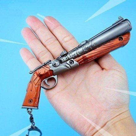 Arma replica FORTNITE - DOUBLE BARREL