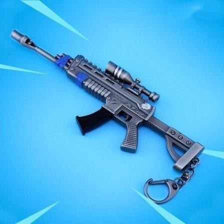 Arma replica FORTNITE - SCOPED ASSAULT RIFLE