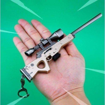 Arma replica FORTNITE - BOLT-ACTION SNIPER RIFLE