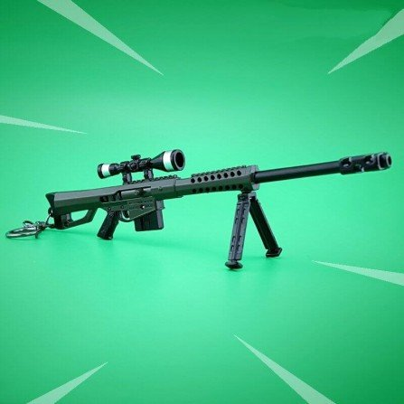 Llavero FORTNITE - HEAVY SNIPER RIFLE