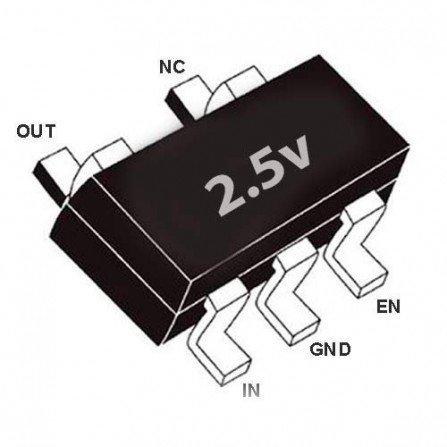 Regulador tension 2.5V LN2532 - HDMI PS4