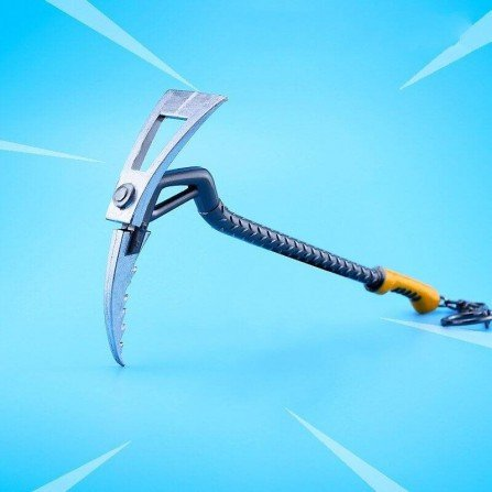 Llavero FORTNITE - Cliffhanger Pickaxe