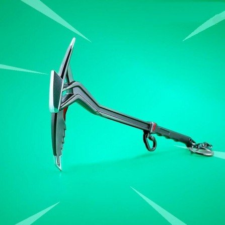 Llavero FORTNITE - Spectre Pickaxe