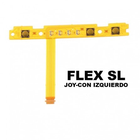 Flex mando Joy Con Switch - Boton SL + LEDs