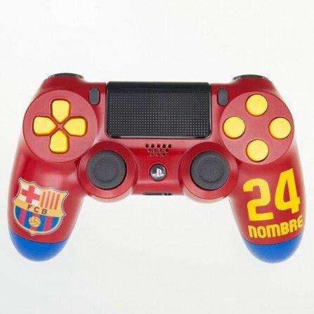 Mando PS4 Personalizado - Barça