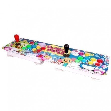 Joystick arcade DOBLE PRO - BUBBLE BOBLE