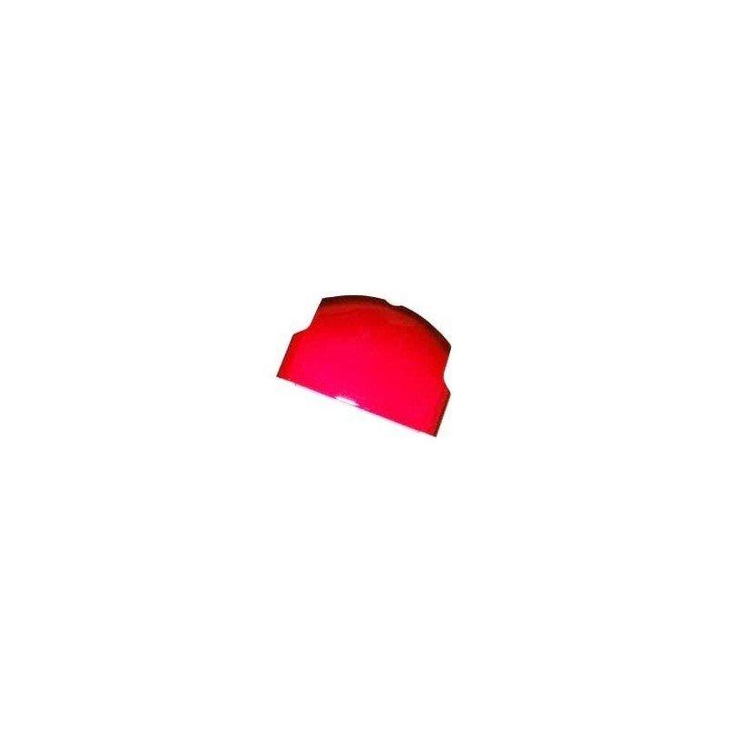Tapa bateria PSP 2000/3000 ( Rojo electrico )