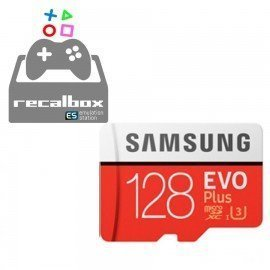Micro SD 128Gb RECALBOX