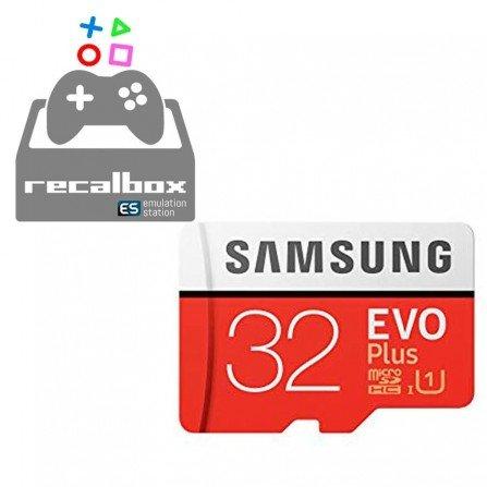 Micro SD 32Gb RECALBOX