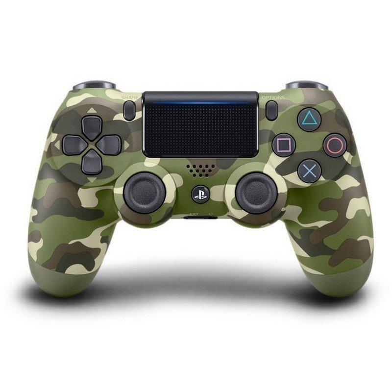 Mando DualShock 4 V.2 PS4 CAMUFLAJE
