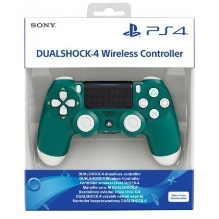 Mando DualShock 4 V.2 PS4 ALPINE GREEN
