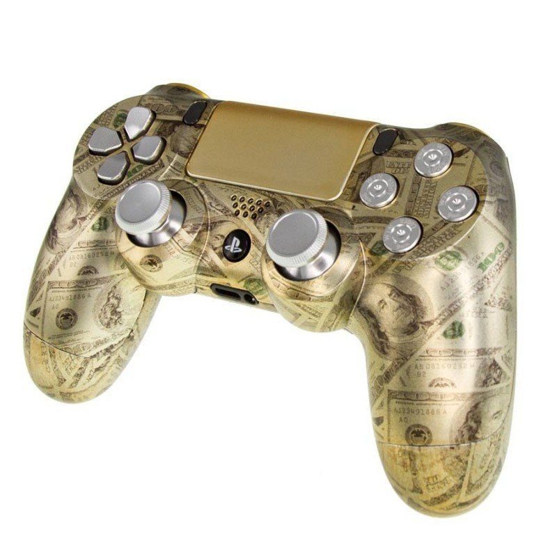 Mando PS4 GOLD DOLLAR