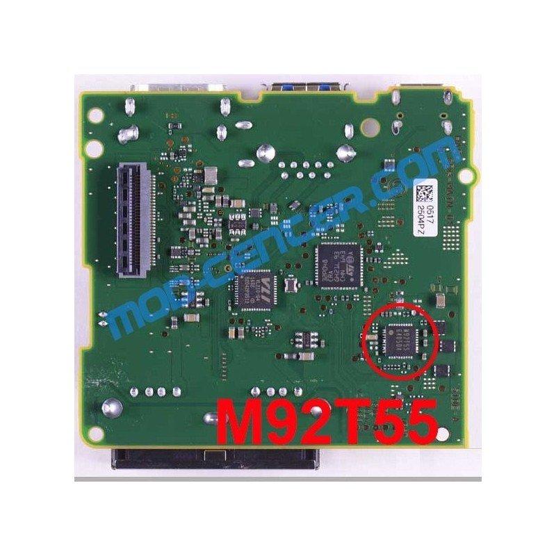 IC - M92T55 Regulador tensión Nintendo Switch