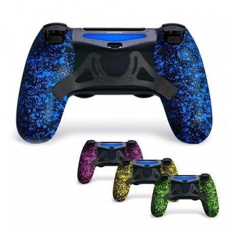 Mando PS4 Competitivo MEGAGRIP + Palancas scuf FUSION - DualShock 4