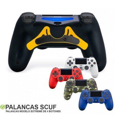 Mando Dualshock 4 competitivo SCUF 4 PALANCAS - Extreme