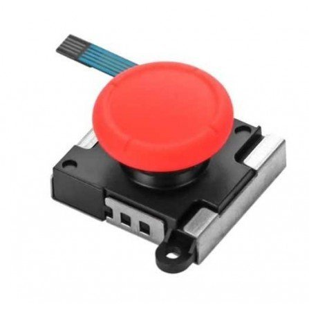 Joystick analógico mando Joy Con Nintendo Switch - ROJO
