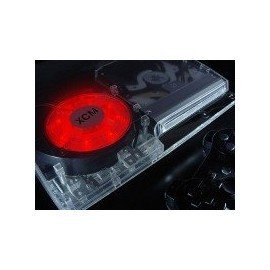 Ventilador interno PlayStation 3 SLIM - V1 ROJO