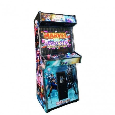 Maquina recreativa arcade - MARVEL