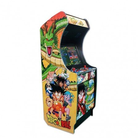 Maquina recreativa arcade - DRAGON BALL