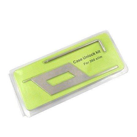 Herramientas apertura Unlock Kit - XBOX360 SLIM
