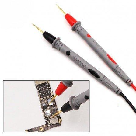 Sonda multimetro SMD - Punta de aguja