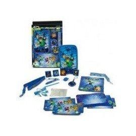 Pack NDS Lite / DSi / DSi XL BEN 10 AZUL (16 en 1 )