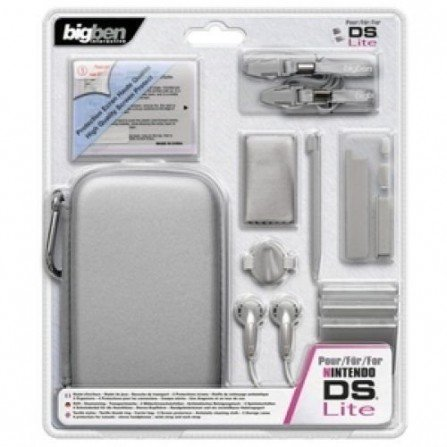 Safety Pack NDS Lite 11 en 1 - PLATA
