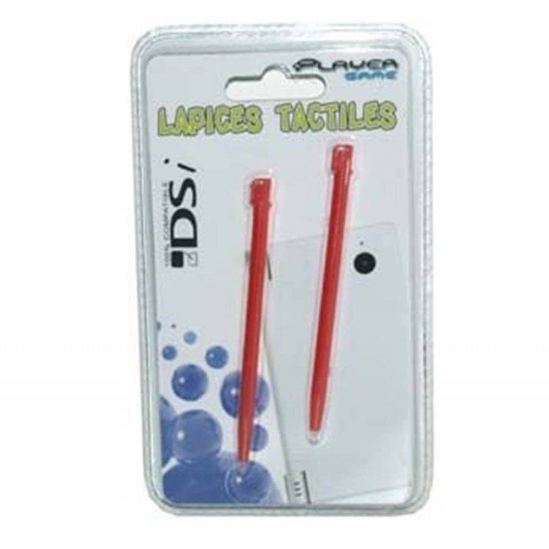 Lapices DSi / DSi XL Pack 2 unidades ( Rojo )