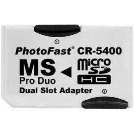 Adaptador PhotoFast CR-5400