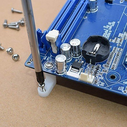 Soportes univerales de montaje L (Kit 10 unidades)