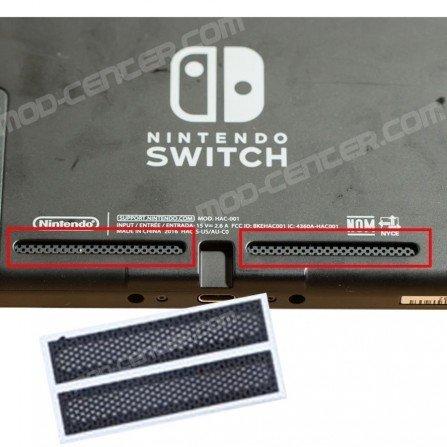 Filtros de Anti polvo - Nintendo Switch