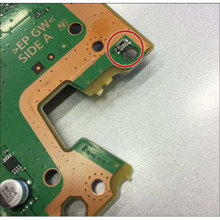 Pulsador de encendido PS4 CUH-12xxx