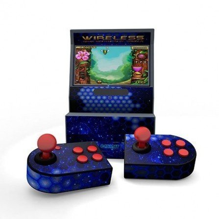 Maquina recreativa ARCADE MINI 16Bit - 2 PLAYERS