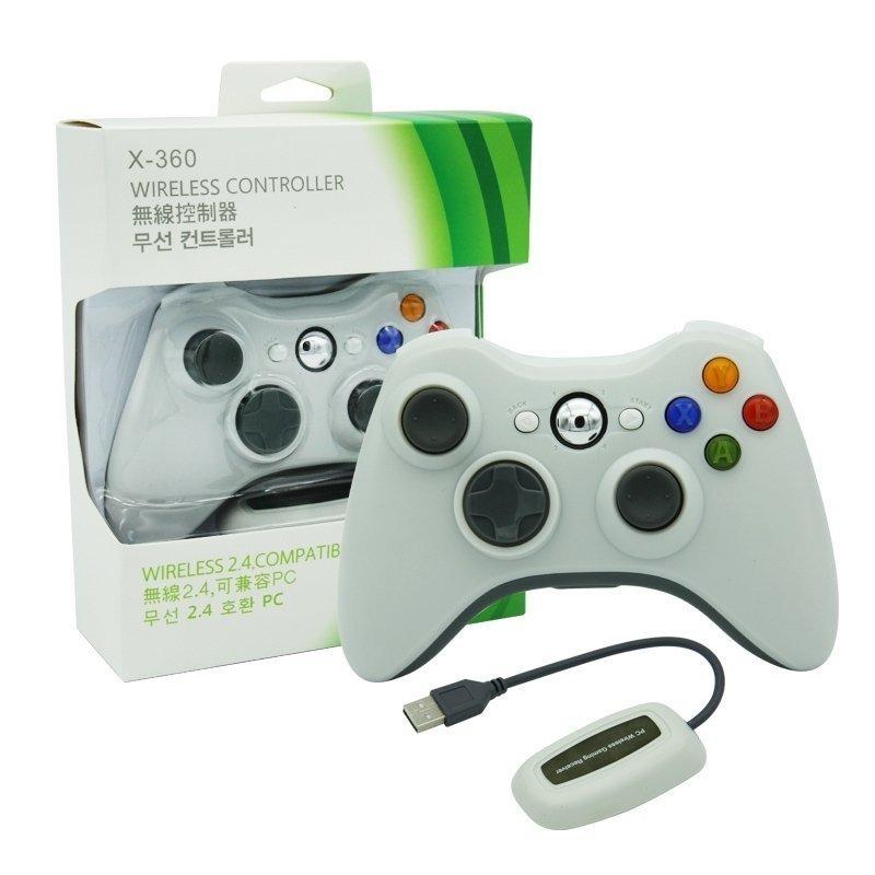 Mando Inalambrico XBOX360 y PC - Compatible