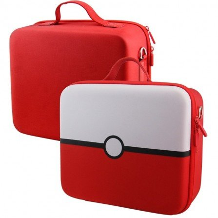 Maletin de transporte Nintendo Switch - POKEBALL